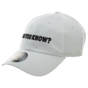 Jordan H86 'Do You Know' Snapback Hat Unisex Style : Aa3790 - NY Tent Sale