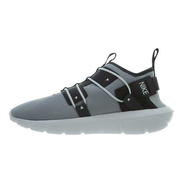Nike Vortak Grey Black White Sock-Like Lifestyle Shoes Mens Style :AA2194