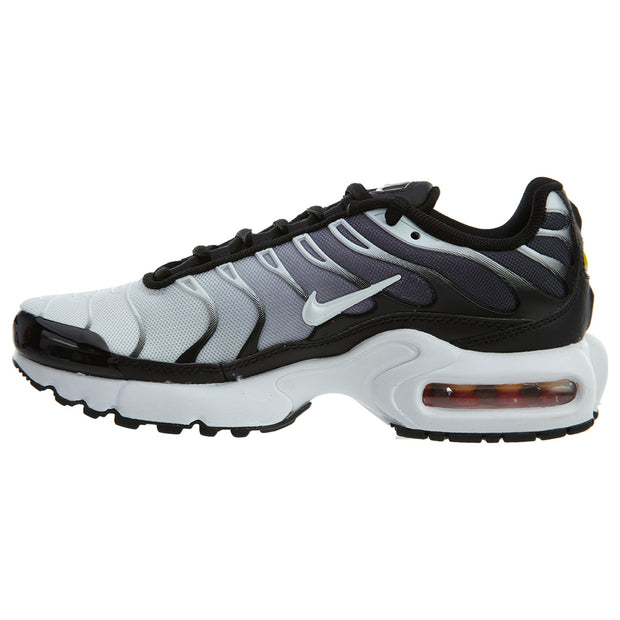 Nike Air Max Plus GS 'Black White' Boys Girls Style :655020