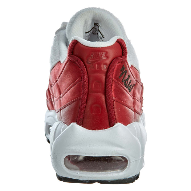 quality design 12768 9fddc Nike Air Max 95 LX NSW Red Crush White Womens Style  AA1103