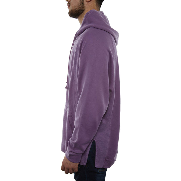 Jordan Sportswear Wings Washed Fleece Pullover Hoodie Mens Style : 939956-525