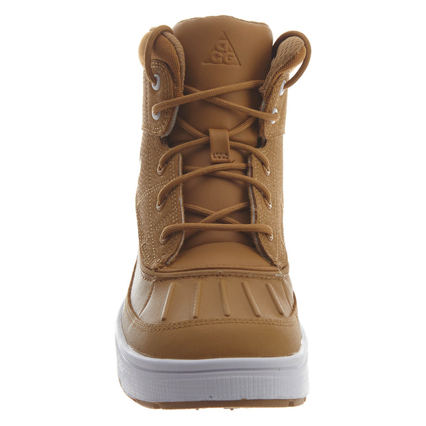 Nike Woodside 2 High Wheat White Boots Boys / Girls Style :524873