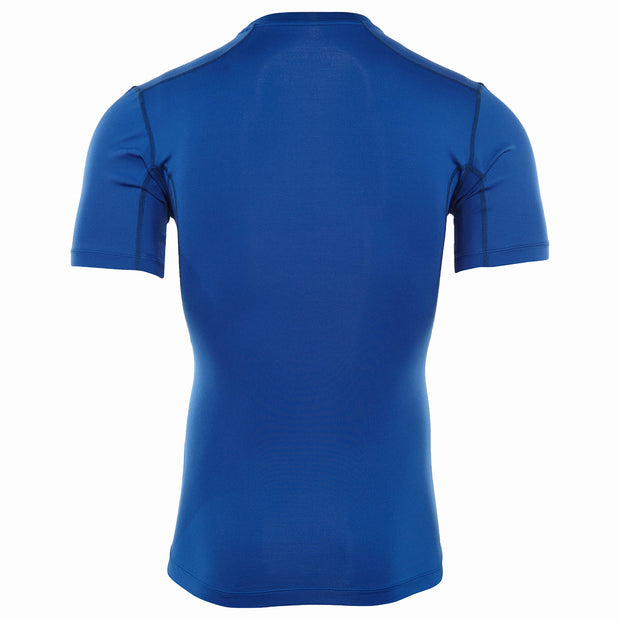 NIKE PRO COMBAT CORE COMPRESSION SHORT-SLEEVE ACTIVE SHIRT STYLE # 405809
