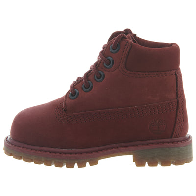 "Timberland 6"" Premium Boot Toddlers Style : Tb0a1vgc-M49"