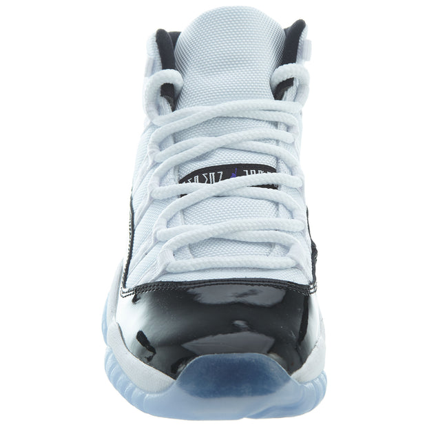 "Air Jordan 11 Retro (gs) ""concord 2018 Release""  Boys / Girls Style :378038"