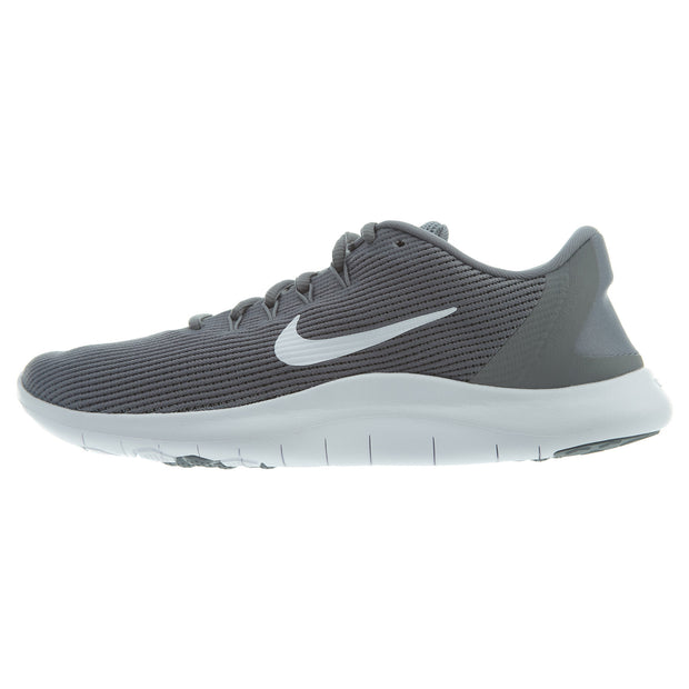 on sale febab 5e28c Nike Flex RN 2018 Running Shoe Cool Grey  White Cool Mens Style  AA7397