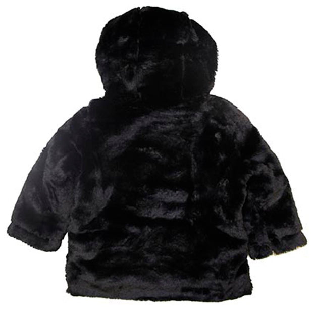 Jordan Craig Zip Up Hooded Faux Fur Jacket Toddlers Style : 91336k
