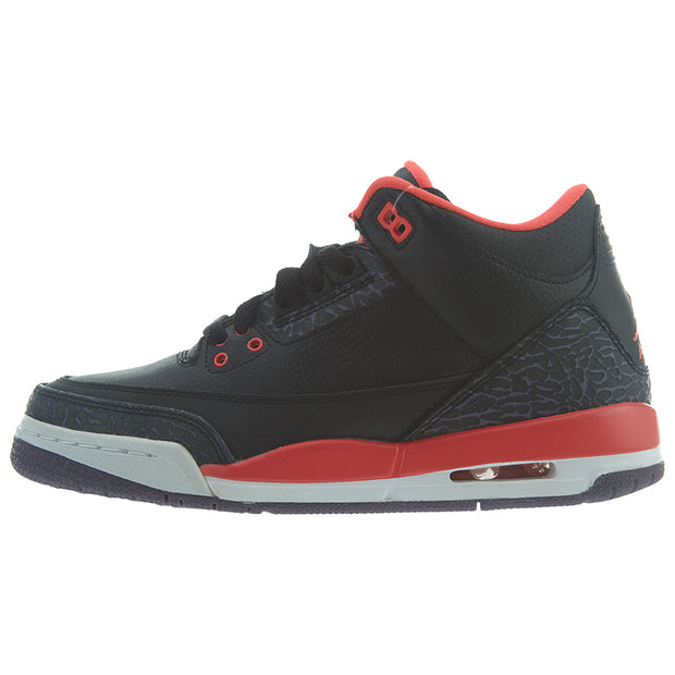 Air Jordan 3 Retro Big Kids Style # 398614