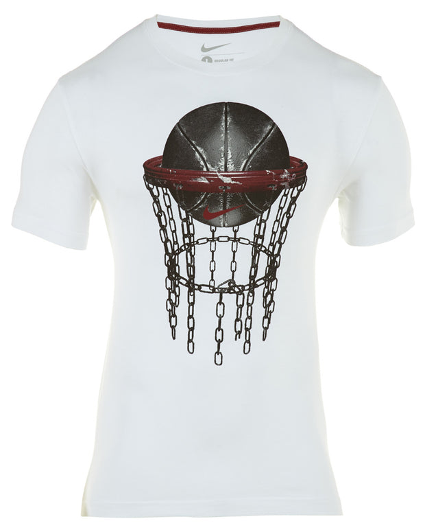 NIKE AS STREET PARK HOOP T-SHIRT