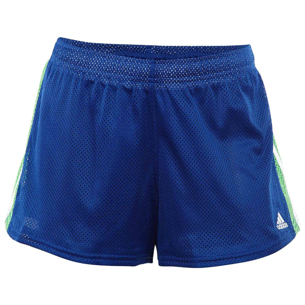 ADIDAS Everyday Mesh Stripe Shorts - STYLE - Z40359