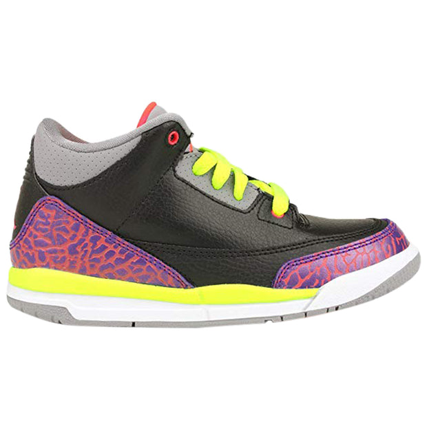 Jordan Girls 3 Retro (Ps) Little Kids Style 441141