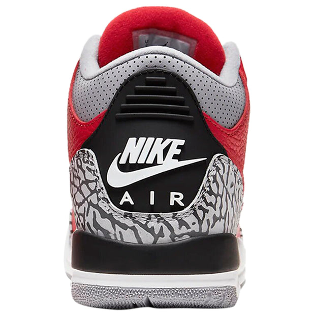 Air Jordan 3 Retro SE Fire Red Big Kid (GS) CQ0488-600 - NY Tent Sale