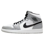 Air Jordan 1 Mid Light Smoke Grey Men's Style: 554724-092 - NY Tent Sale