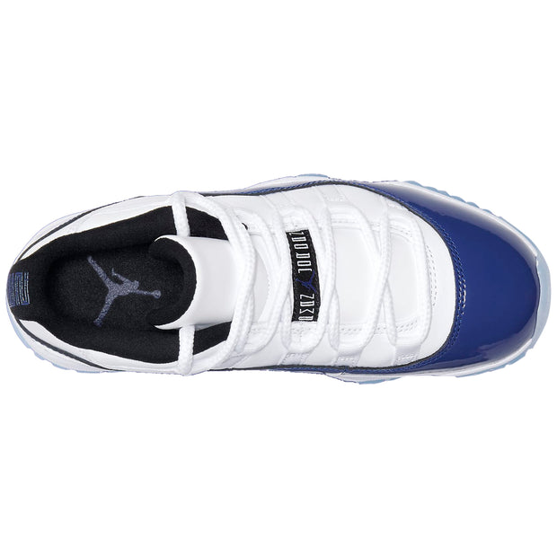 Air Jordan 11 Retro Low White Concord (Woman) AH7860-100