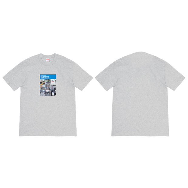 Supreme Verify Tee Mens Style : Fw20t29