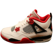 Jordan 4 Retro Fire Red 2020 Big Kids Style : 408452-160