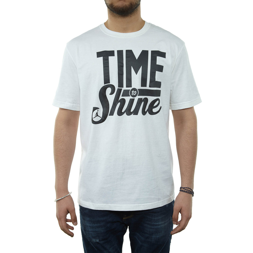 "Jordan ""Time To Shine""  T-shirt Mens Style : 645486"