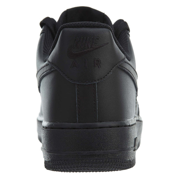 Nike Air Force 1 Low Black - Mens