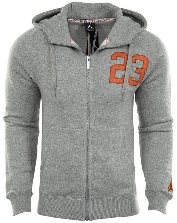 Jordan Brooklyn 63 Zip Up Hooded Sweatshirt  Mens Style : 507961