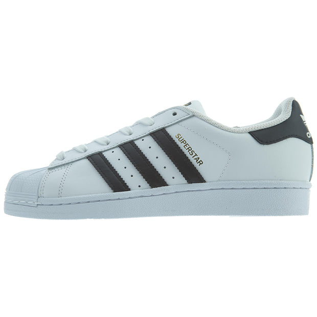 Adidas Originals Superstar Sneaker Big Kids White/Black Boys / Girls Style :C77154 - NY Tent Sale