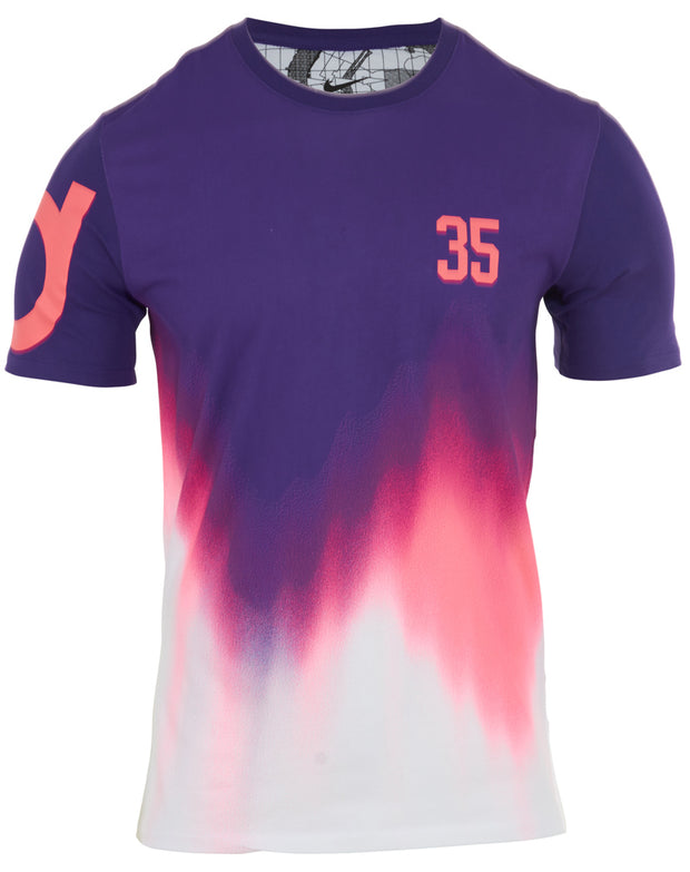Nike Kd All-star Game Asg Tie-dye T-shirt Mens Style : 717313