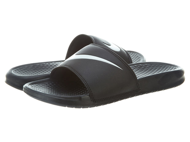 Nike Benassi Swoosh Shoes Mens Style :312618