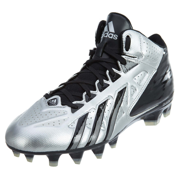 Adidas Flithy Quick Mid Platinum Black1 Black1 Mens Style :G67070