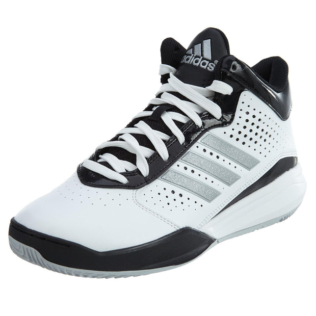 Adidas Outrival White Black Basketball Shoes Mens Style :C76814 - NY Tent Sale