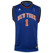 Adidas Nba New York Knicks Amar'e Stoudemire Road Replica Jersey Youth Mens Style : R2xe6jn