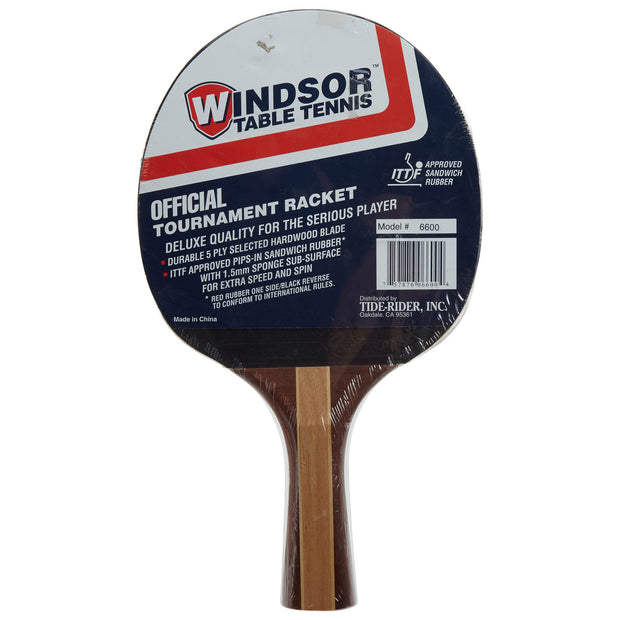 Windsor Official Tournament Racket Mens Style : 6600