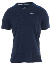 Nike Dri-fit Fluorescent Tailwind Running  Shirt Mens Style : 642711