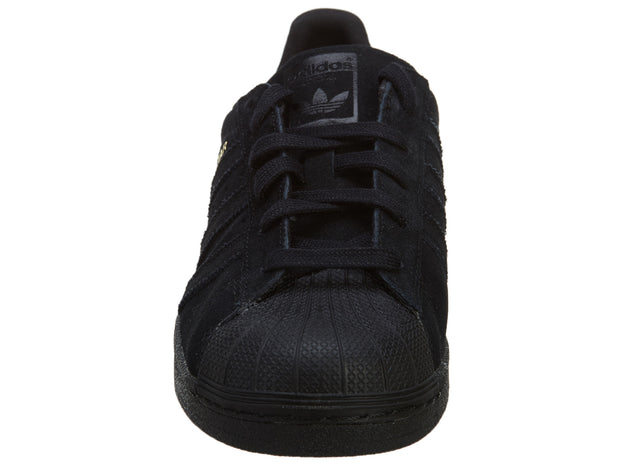 Adidas Superstar City Series Kids Triple Black  Boys / Girls Style :B26752 - NY Tent Sale