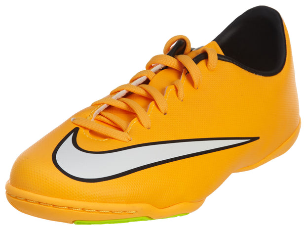 premium selection 77a4c a8ad7 Nike Jr Mercurial Victory V IC Indoor Soccer Shoes Orange Boys / Girls  Style :651639