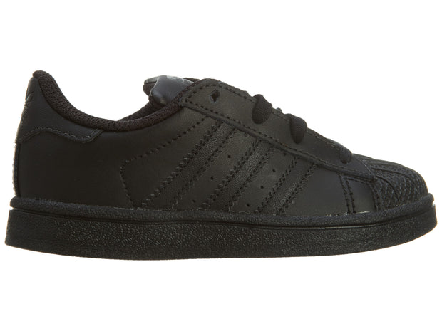 Adidas Superstar Toddlers Shoes Core Black/Core Boys / Girls Style :D70188 - NY Tent Sale