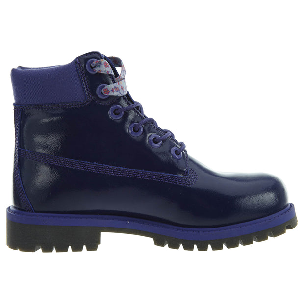 Timberland 6in Premium Patent Boot Big Kids Style : Tb03391a