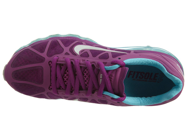 Nike Air Max 2011 Purple Dusk Blue Running Womens Style :684531 - NY Tent Sale