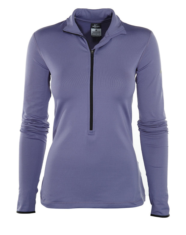 Nike Pro Hyperwarm Fitted Half-zip 3.0 Top  Womens Style : 620440 - NY Tent Sale