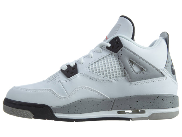 Jordan 4 Retro White Cement 2016 (Gs) - Big Kids
