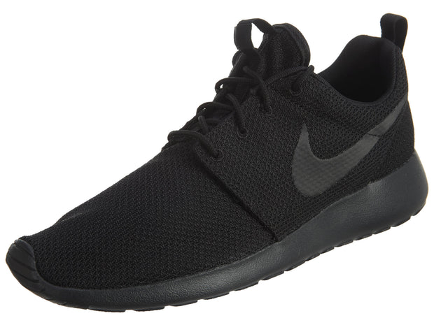 Nike Roshe Run Triple Black