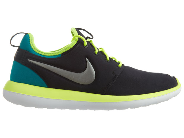Nike Roshe Two GS 'Black Volt Teal'  Boys / Girls Style :844653 - NY Tent Sale