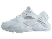 Nike Huarache Run White Preschool  Boys / Girls Style :704949 - NY Tent Sale