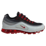 Nike Air Max 24-7 Black Grey Red Running Shoes Womens Style :397292