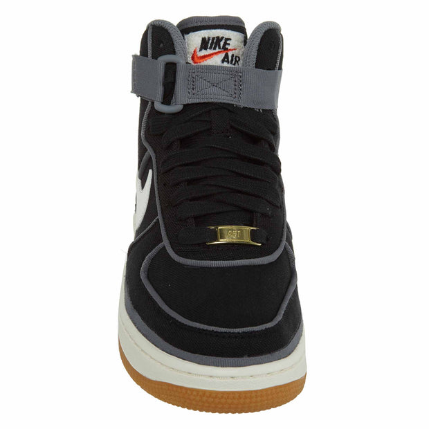 new arrival 6c101 e8207 Nike Air Force 1 High LV8 Gs Black Sail Gum Boys   Girls Style  807617