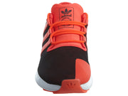 Adidas SL Rise Black Solar Red Athletic Running Shoes Mens Style :F37564 - NY Tent Sale