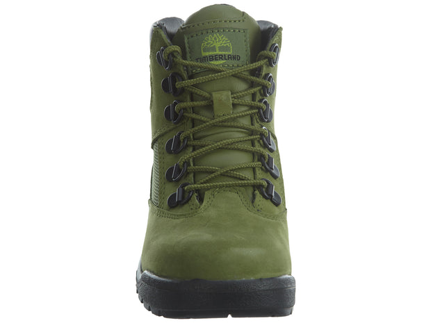 "Timberland 6"" Field Boots Little Kids Style : Tb0a1j97"