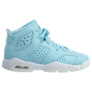 Air Jordan 6 Retro Gg (gs) - still blue/white Girls Style :543390