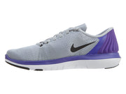 Nike Flex Supreme TR 5 Grey Grape Athletic Boys / Girls Style :866615
