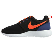 Nike Roshe One GS Black/Crimson Purple Boys / Girls Style :599728 - NY Tent Sale