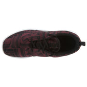 Nike Roshe One Print Night Maroon Black Womens Style :844958