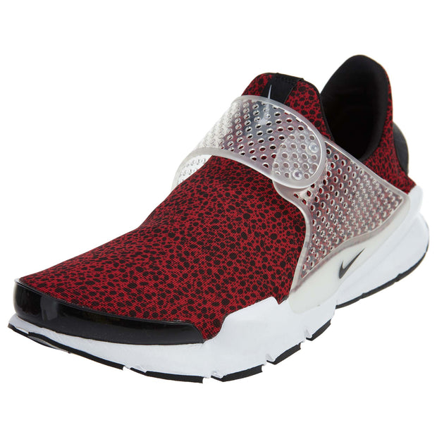 Nike Sock Dart QS Shoes Gym Red/White/Black Mens Style :942198 - NY Tent Sale